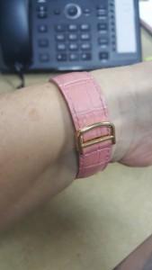 My beutiful new strap