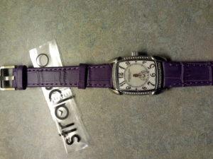 Purple once again!