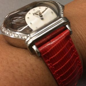 One of my new watchbands from StrapsCo.com ;]