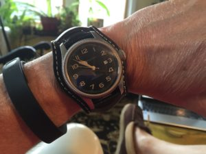 Married with Children Strap on a Hamilton Khaki Field Team Earth
