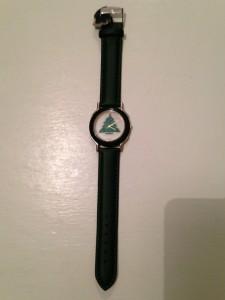My beautiful Christmas watch
