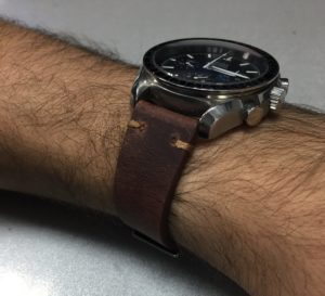 Perfect strap for perfect watch!