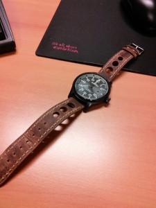 Timex with Strapsco