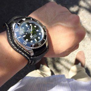 Rolex with Bund
