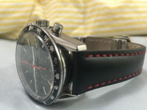 Tag Heuer with DASSARI G5 Strap