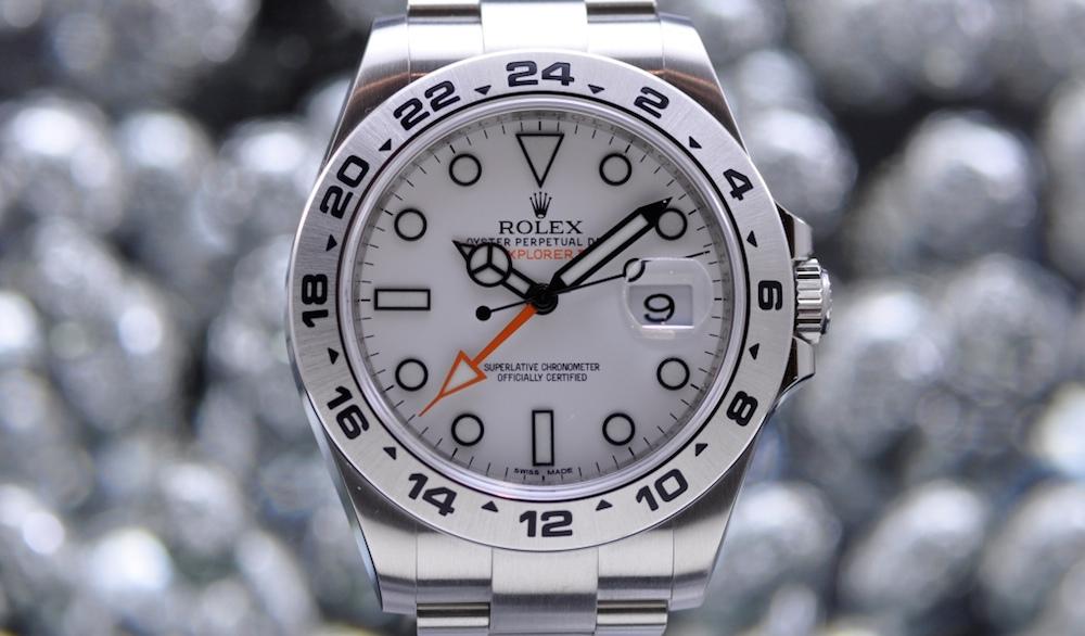 Rolex-Explorer-II-216570-Polar