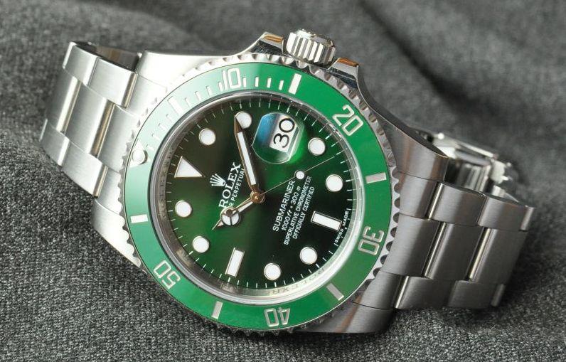 Rolex-Submariner-116610lv-Hulk