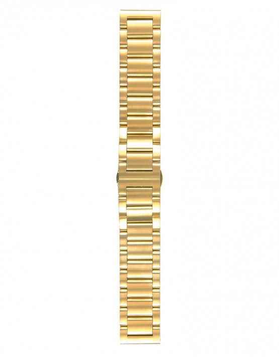 bm2.yg quick realese Yellow Gold Watch Strap with Quick Release Pins fits Seiko bm2 yg 3