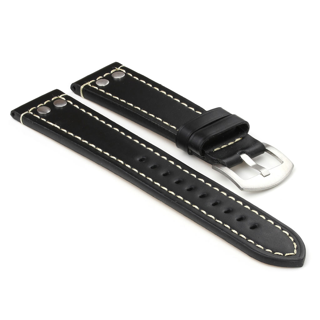 ab5600d2abe Leather Strap with Rivets