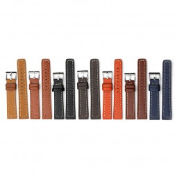 All Color p353 Thick Leather Watch Band