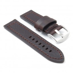 DASSARI District ptn91 Thick Oiled Leather Strap