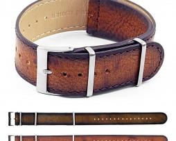Gallery-DASSARI-Woodland-dn7-Premium-Vintage-Italian-Leather-NATO-Strap