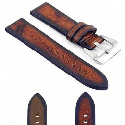 Gallery Riviera ps1 Thick Vintage Italian Leather Strap
