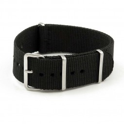 NT2.NL.1 NATO Strap in Black