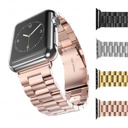 Gallery a.m1 Apple Watch Stainless Steel Strap
