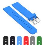 hr1 Silicone Rubber Quick Release Strap Samsung Gear S2