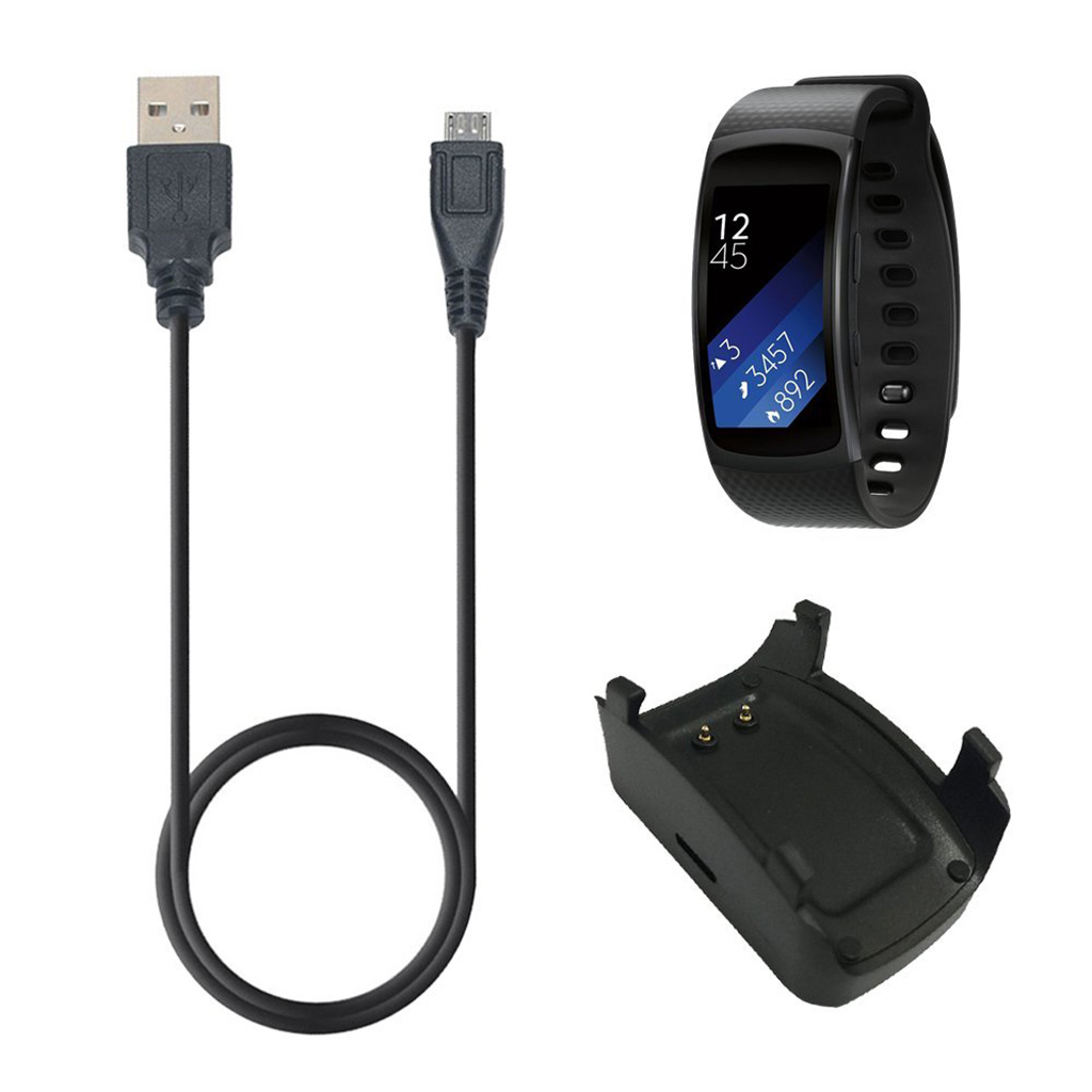 Charger Dock For Samsung Gear Fit 2 SM R360