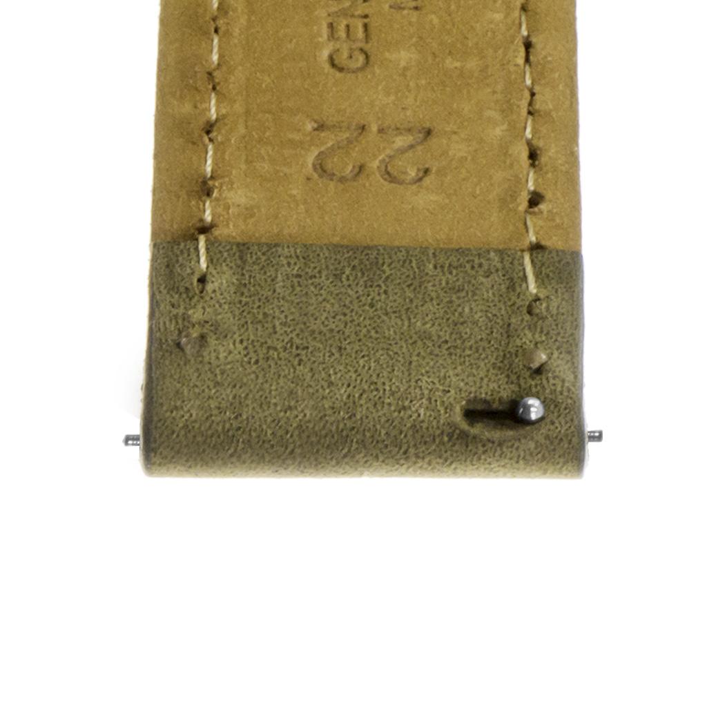 StrapsCo-Quick-Release-Vintage-Top-Grain-Leather-Watch-Band-w-Matte-Black-Buckle thumbnail 36