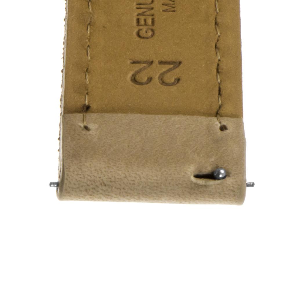 StrapsCo-Quick-Release-Vintage-Top-Grain-Leather-Watch-Band-w-Matte-Black-Buckle thumbnail 40