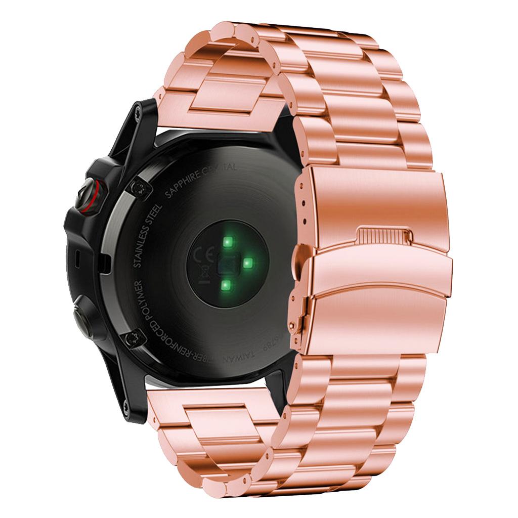 Stainless Steel Bracelet for Garmin Fenix 5S / 5S Plus | StrapsCo
