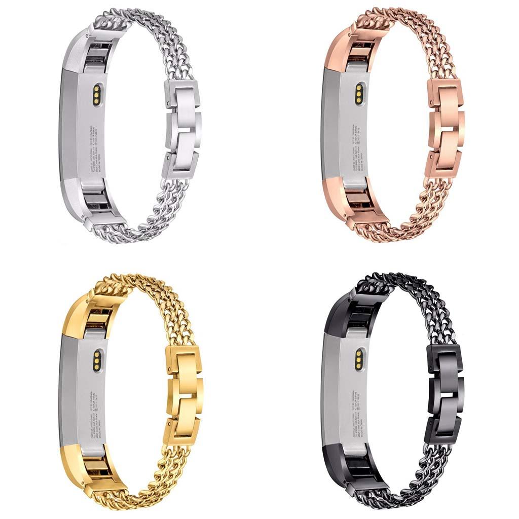 énorme réduction nouvelle collection acheter maintenant Chain Link Bracelet for Fitbit Alta & HR | StrapsCo