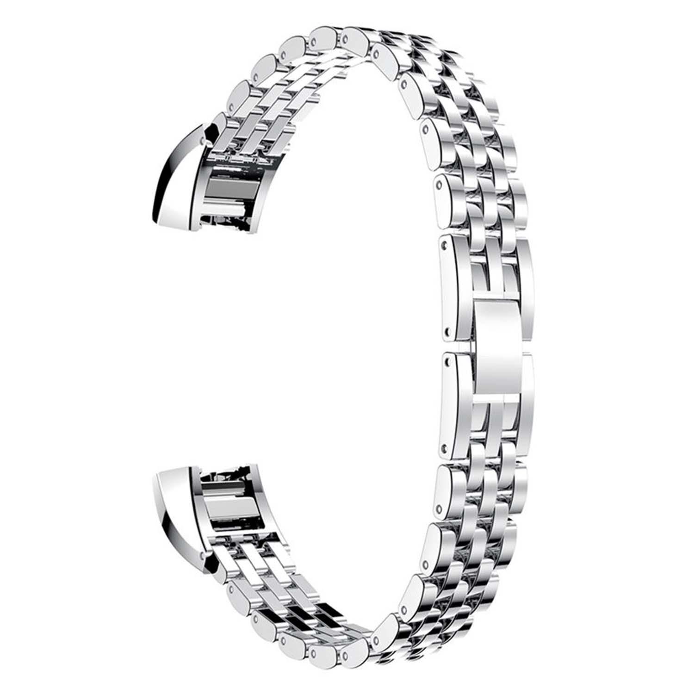 Metal Bracelet Strap For Fitbit Alta Hr Strapsco