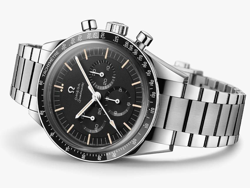 What Your Watch Says About You Curator Omega Speedmaster Moonwatch