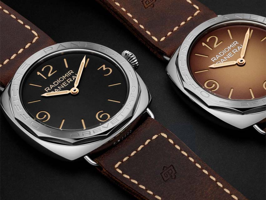 What Your Watch Says About You Nostalgic Panerai Radiomir 3 Days Acciaio