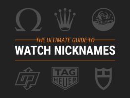 Ultimate Guide To Watch Nicknames Header